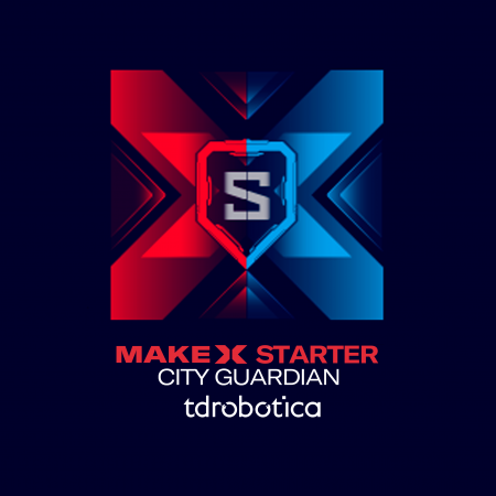 MakeX Starter: City Guardian