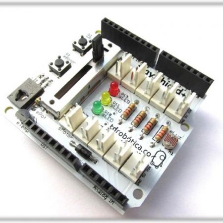 Introducción Arduino para docentes con mBlock