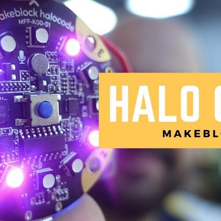 Programando la HaloCode