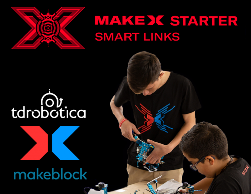 MakeX Starter: Smart links
