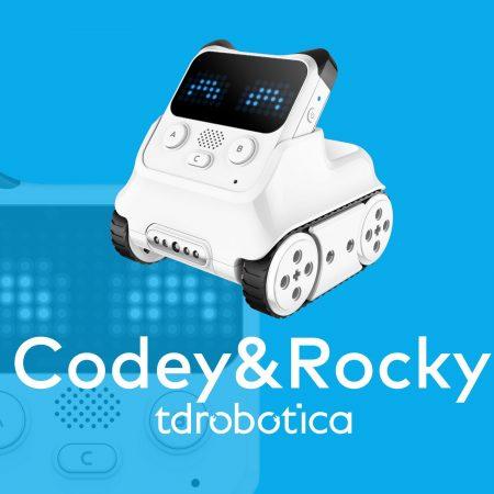 Computación física con Codey Rocky