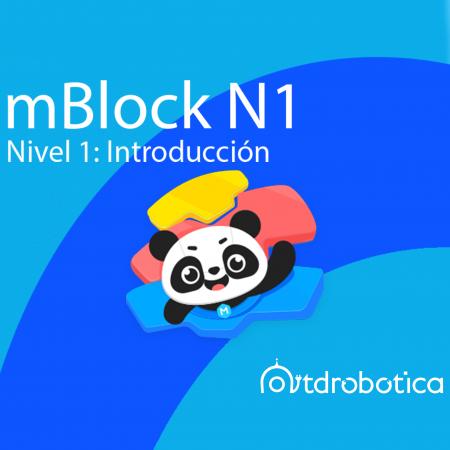 mBlock N1 – Introducción