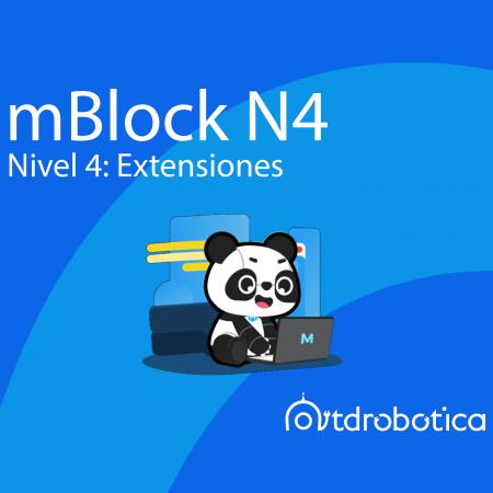 mBlock N4- Extensiones