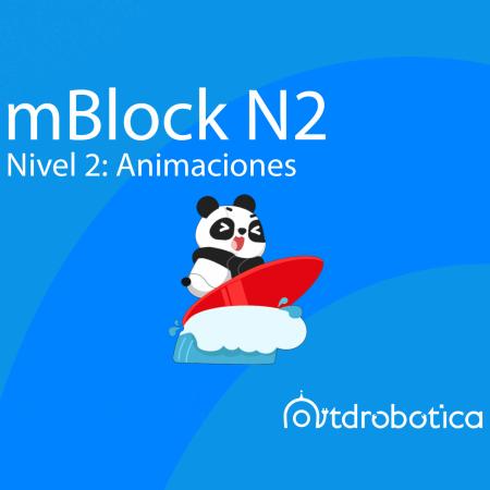 mBlock N2 – Animaciones