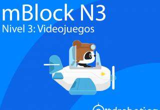 mBlock N3 – Videojuegos