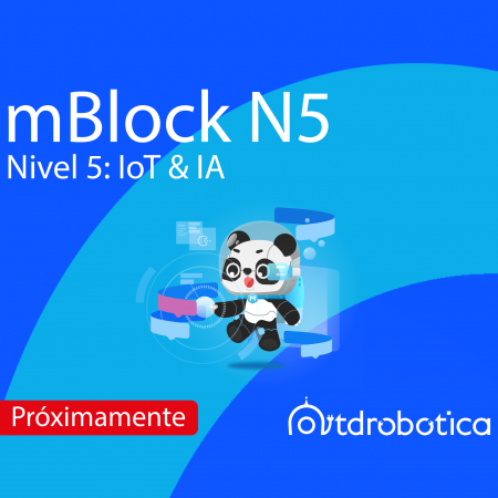 mBlock N5 – AI, IoT & Data Science