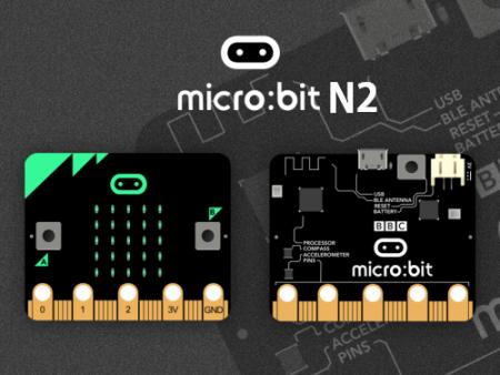 Computación física con Micro: bit – Nivel 2
