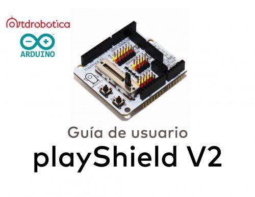Guía rápida playShield V2
