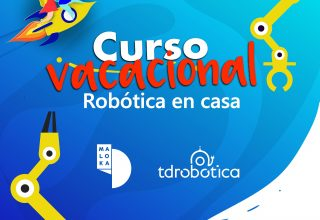 Protegido: Maloka: Curso vacacional de robótica en casa