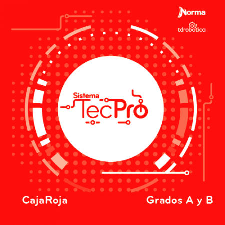 Caja Roja TecPro Grados A y B