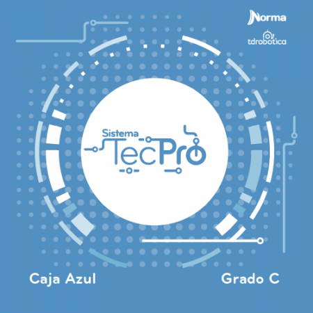 Caja Azul TecPro Grado C