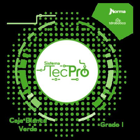 Caja Blanca – Verde TecPro Grado I