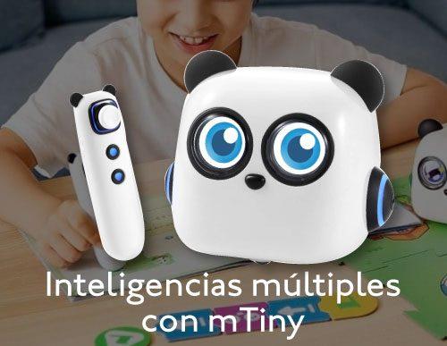 Inteligencias múltiples con mTiny