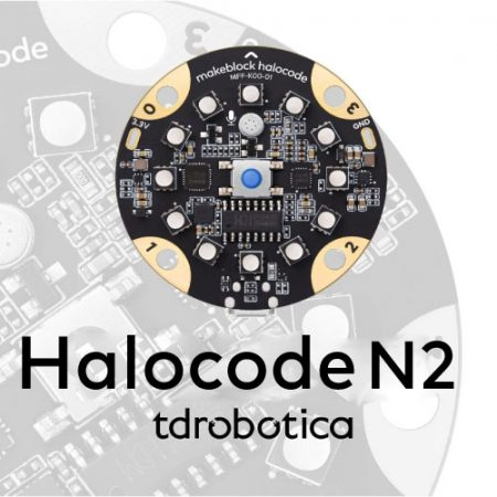 Computación física con Halocode – N2