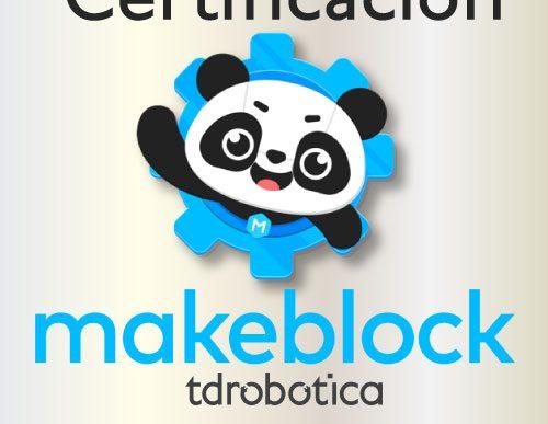 Examen de Certificación Makeblock